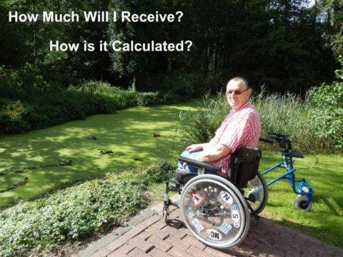How are Disability Benefits from Social Security Calculated_