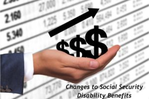 Social Security Disability Benefits 2018 Increase