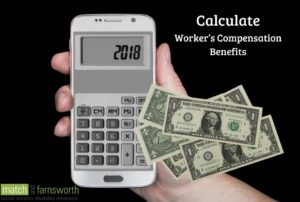 Calculate Worker's Compensation benefits (2)