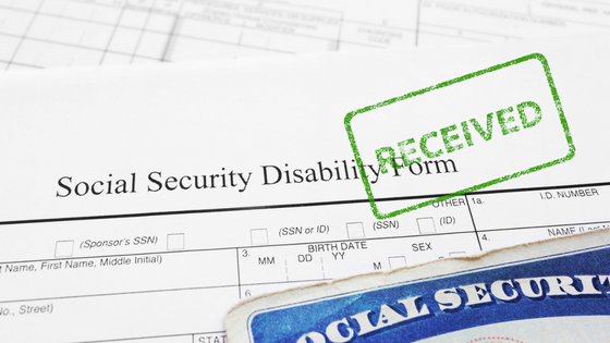 How credibility is determined when evaluating a claim for disability